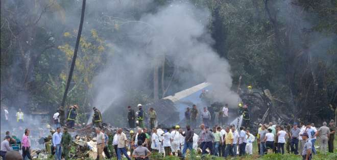CUBA.- Según el presidente de Cuba, Miguel Díaz-Canel, habría un alto número de víctimas. Foto: AFP