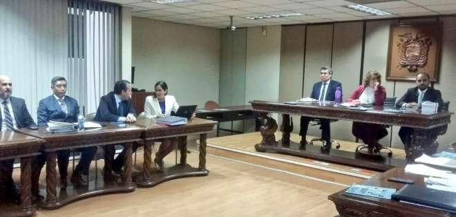 QUITO, Ecuador.- Gremios demandantes confían en que la Comunidad Andina disponga que la medida se derogue. Foto: Twitter