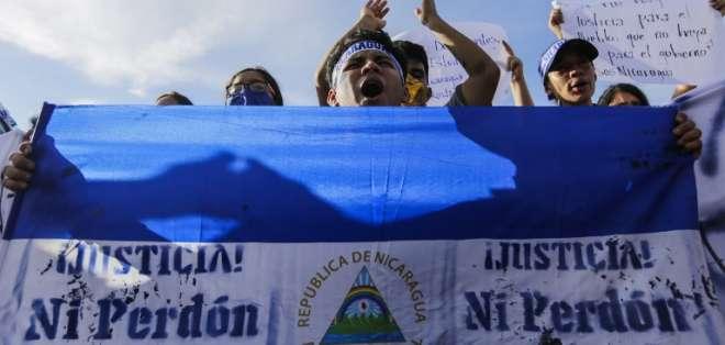 """El organismo reiteró su condena a """"las muertes, desapariciones y detenciones arbitrarias"""". Foto: AFP"""