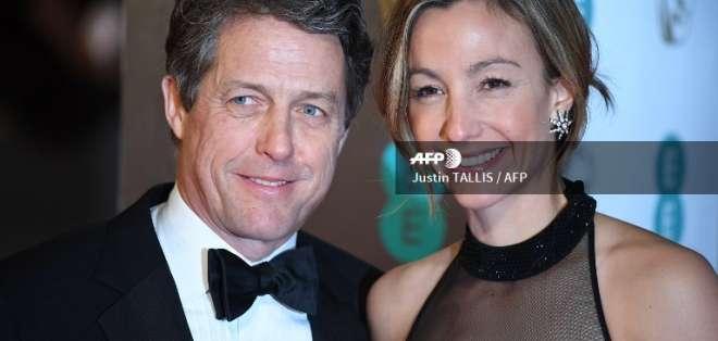 """La prensa británica calificó a Grant como el """"eterno soltero"""". Foto: AFP"""