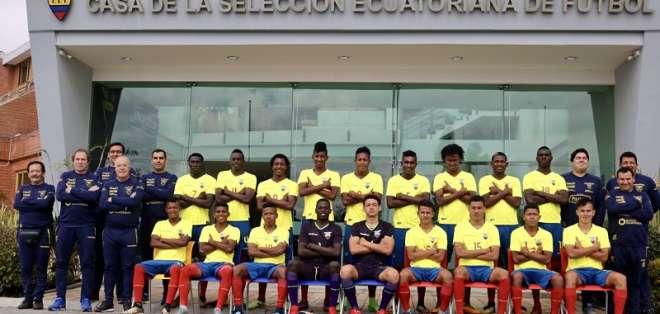 Ecuador participará en la sub-20 masculina y femenina en Cochabamba, Bolivia. Foto: Tomada de ecuafutbol.org