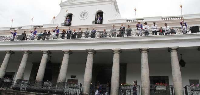 ECUADOR.- Entre las atribuciones de esta Consejería está hacer seguimiento al programa de austeridad. Foto: Presidencia