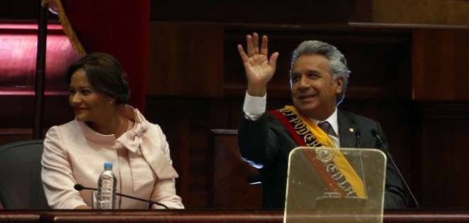 """Presidenta de la Asamblea propone un """"pacto de gobernabilidad"""". Foto: API"""