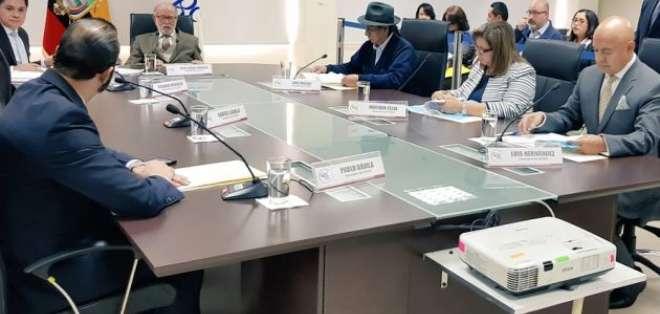 CPCCST fija audiencia para que Judicatura presenta alegatos. Foto: CPCCS