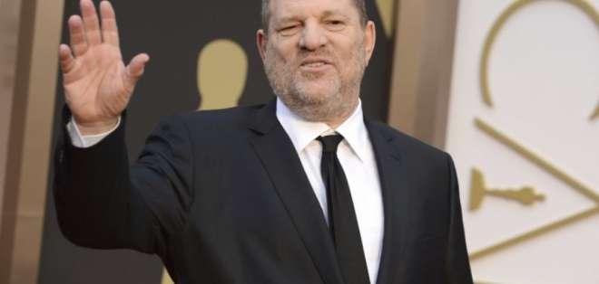 Harvey Weinstein se entregará el viernes a autoridades en Nueva York. Foto: AP