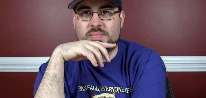 "John Bain, conocido en YouTube por su sobrenombre ""TotalBiscuit"", padecía un cáncer terminal."
