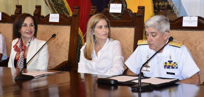 Veleros de 8 países visitarán Guayaquil en junio.Foto: Municipio de Guayaquil