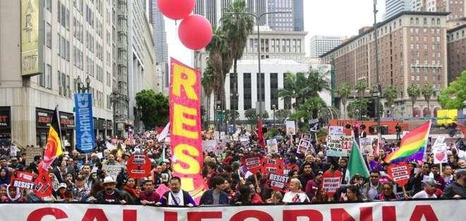 California se ha erigido en el estado más combativo frente a las políticas del presidente Donald Trump.