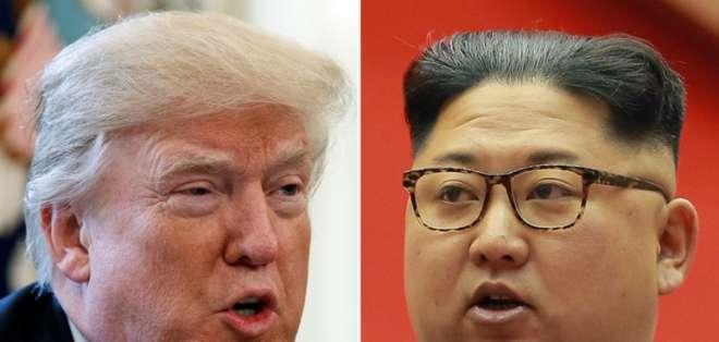 La Casa Blanca dice que se prepara para la cumbre Trump-Kim. Foto: AP