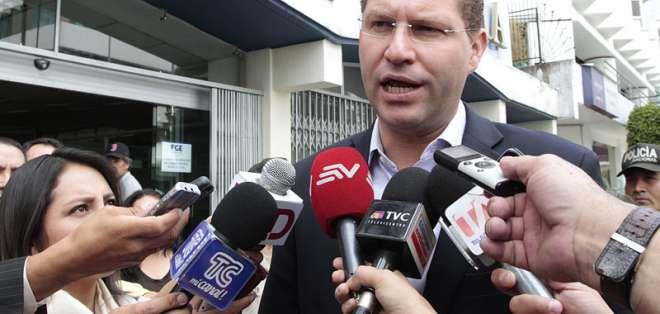 El CNE negó impugnación del Alcalde de Quito. Foto: Archivo - API