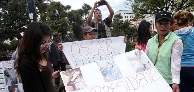 QUITO, Ecuador.- Las hermanas de Óscar y Katy financiarán parte del viaje a Colombia con venta de una rifa. Foto: API
