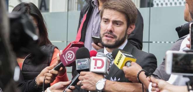 Exasambleísta cree que exmandatario es el autor intelectual de su secuestro en Colombia. Foto: Archivo API