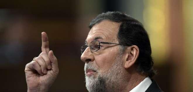 ESPAÑA.- Si se concreta la censura de Rajoy, Pedro Sánchez se convertirá automáticamente en el nuevo presidente. Foto: AFP