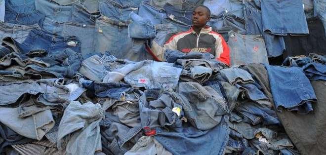Ruanda quiere proteger su emergente industria textil.