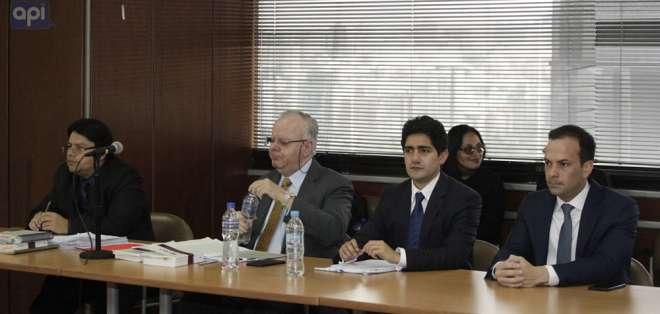En el caso Odebrecht, Paúl Pérez solicitó 3 años de cárcel para hijo de excontralor. Foto: API