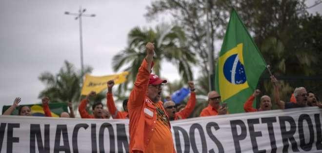 Gobierno de Temer mide precio a pagar por huelga de camioneros. Foto: AFP