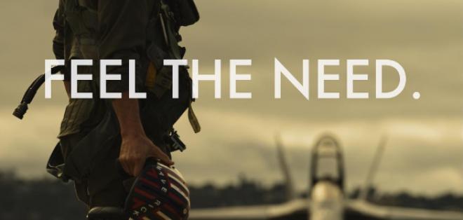"""El director Joseph Kosinski dijo que """"la Marina es muy diferente ahora que en 1986"""". - Foto: @tomcruise"""