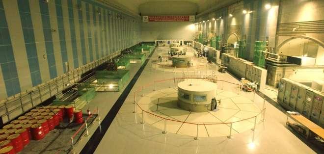 Otras bombas tendrían el mismo problema; ministro anunció auditoría internacional. Foto: Archivo / Ministerio Electricidad