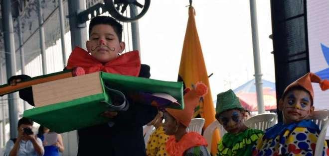 Un mundo de aventuras para promover la inclusión de los niños. Foto: Guayaquil es mi destino