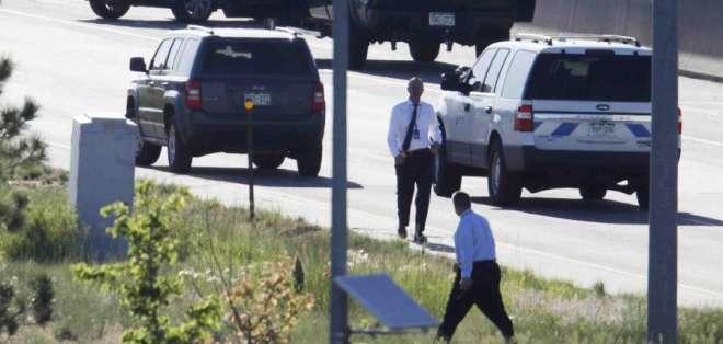 """La empresa dijo sentirse """"profundamente consternada"""" por el incidente ocurrido en Denver. Foto: AP."""