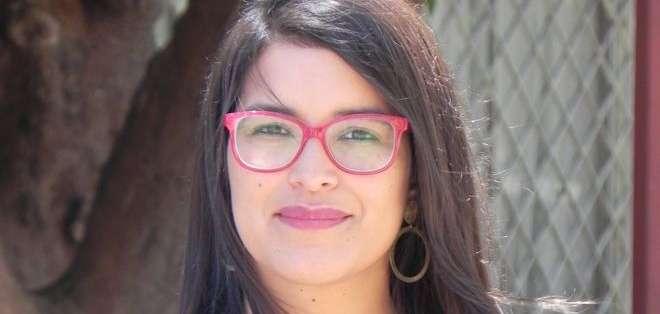 Mónica Flóres es en una de las líderes de la iniciativa para no limitar la edad para cambiar el sexo en el registro civil.