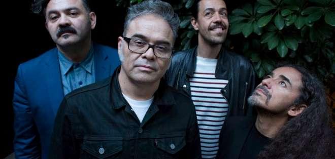 Café Tacvba cantará en el Funka Fest 2018. Foto: AP