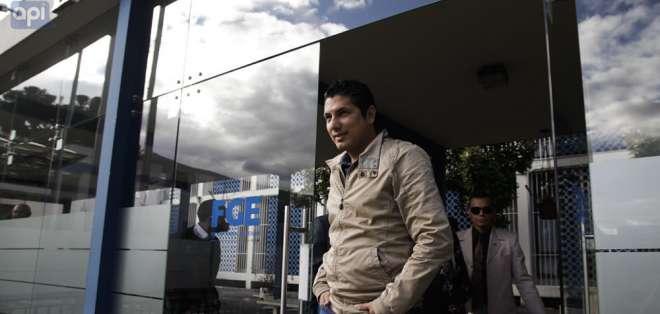 Según Balda, Vallejo dijo que recibió órdenes de Correa para perseguirlo. Foto: API