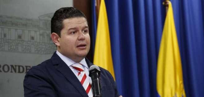 """Según Roldán, """"Ecuador condena muchas de las cosas que vive Venezuela"""". Foto: API"""