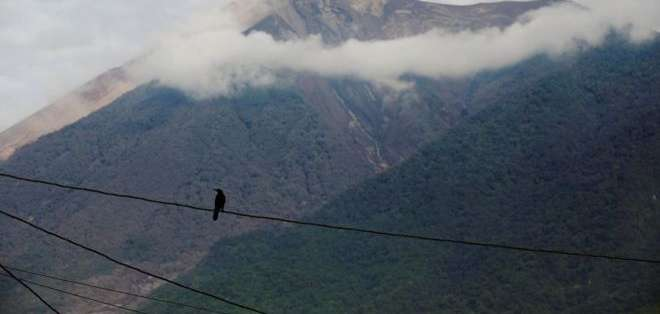 La erupción del Volcán de Fuego, en Guatemala, ha dejado decenas de muertos. Foto: REUTERS