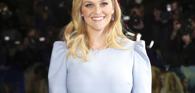 Reese Witherspoon vuelve a encarnar a la extrovertida abogada Elle Woods. Foto: AP.