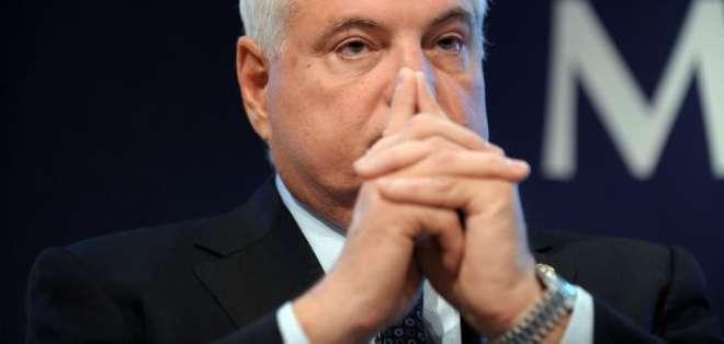 EEUU aprueba extradición de expresidente panameño Ricardo Martinelli. Foto: Archivo - AFP
