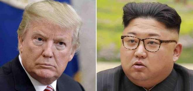 """Desde Canadá, el mandatario aseguró que Pyongyang """"trabaja muy bien"""". Foto: Archivo lopezdoriga.com"""