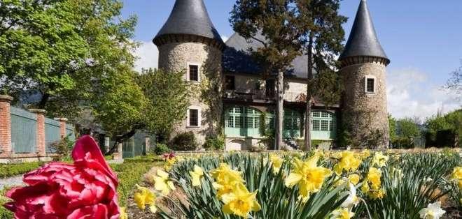 El castillo fue renovado completamente entre 1999 y 2003.
