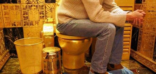 Algunas personas se han hecho famosas tras ser pilladas defecando en lugares públicos.