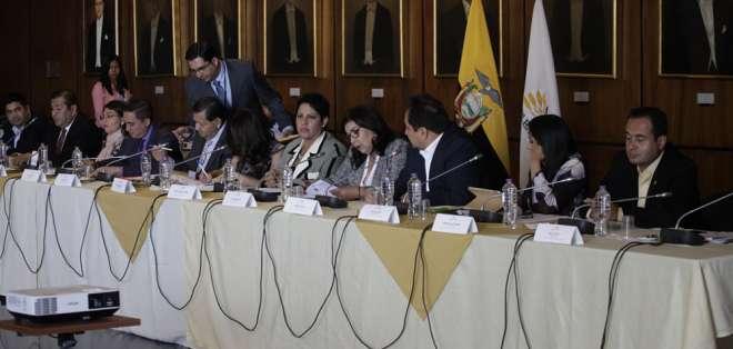 Comisión de Fiscalización sesionará el jueves para votar si pasa al Pleno o se archiva. Foto: Archivo API