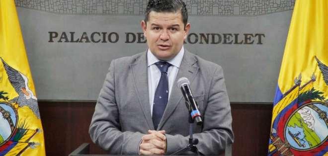 """Ecuador va a """"transparentar"""" su relación con EEUU. Foto: Comunicaciones Ecuador"""