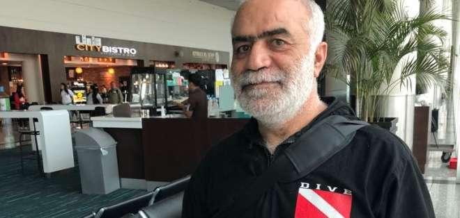Libanés retornará a su país en las próximas horas.
