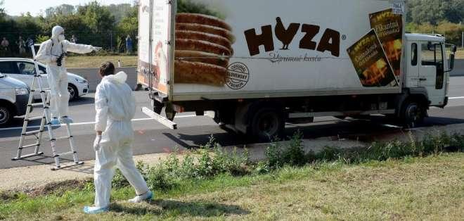 HUNGRÍA.- La justicia húngara impuso la pena en este caso que ocurrió en 2015, en Austria. Foto: Archivo