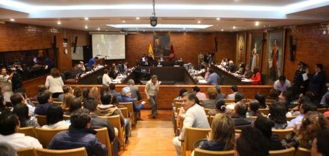 Rodas anunció el 12 de junio su decisión de no postularse a la reelección. Foto: DMQ