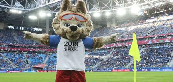 MOSCÚ, Rusia.- Cerca de 80 mil personas presenciarán el acto inaugural del Mundial. Foto: internet