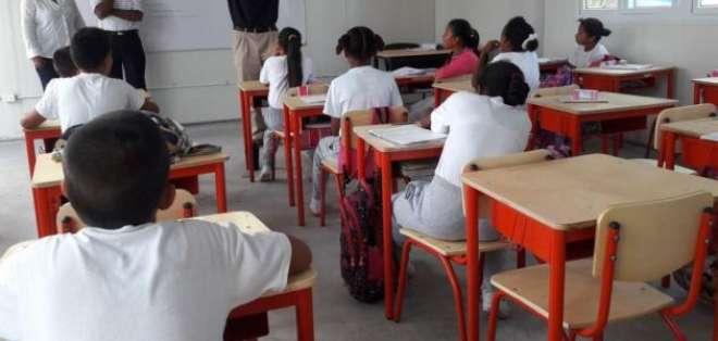 Estos casos son parte de las 196 denuncias por acoso sexual en instituciones educativas. - Foto: (referencial) @educacion.ec