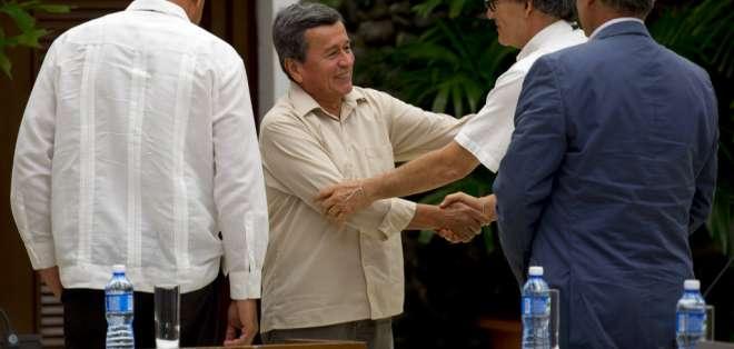 Las partes no alcanzaron el alto al fuego bilateral, pero seguirán trabajando en ello. Foto: AP