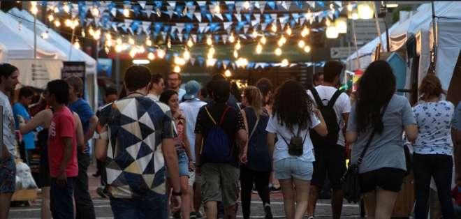 Los artistas más destacados del evento son Café Tacvba y The Drums. - Foto: Archivo