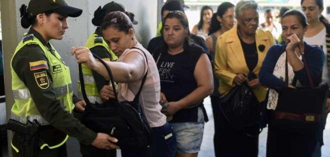 La jornada electoral se inició a las 08H00 locales. Foto: AFP