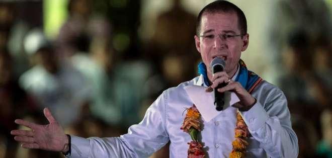 También se han registrado cifras récord de atentados y asesinatos contra políticos locales. - Foto: AFP