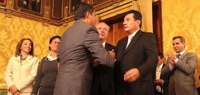 ECUADOR.- El exfuncionario fue detenido en España, por su vinculación al secuestro a Fernando Balda. Foto: Archivo
