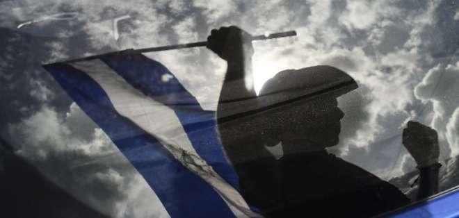 La CIDH urgió al gobierno de Nicaragua en mayo cesar la represión. Foto: AFP
