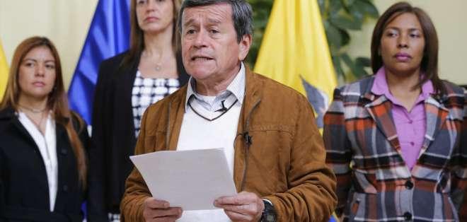 Beltrán evalúa los efectos que la elección tiene en los propósitos de paz. Foto: AP Archivo