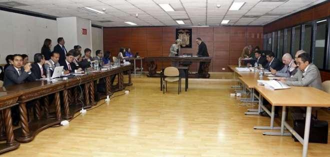 QUITO, Ecuador.- En testimonio anticipado, el exagente dijo que Balda negoció equipos de espionaje internacional. Foto: API
