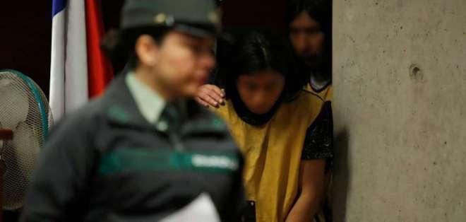 CHILE.- Dos ecuatorianos son investigados por el asesinato de una mujer en Chile. Foto: Medios chilenos